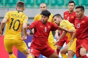 19h hôm nay, xem trực tiếp U19 Việt Nam vs U19 Hàn Quốc trên VTV6