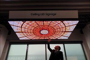 Samsung mang công nghệ màn hình LED vào giải trí tại gia, màn hình lớn và hình ảnh nét hơn