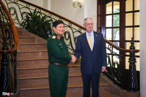 Tăng cường hợp tác quốc phòng song phương Việt Nam – Mỹ