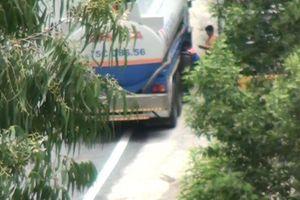 Đình chỉ thêm 3 tài xế rút ruột xăng dầu xuyên đèo Hải Vân