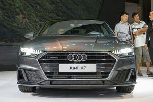 Audi A7 Sportback có giá 3,8 tỷ đồng tại Việt Nam