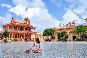 #Justgo: Khám phá ngôi chùa Khmer đẹp nhất Tây Nam Bộ