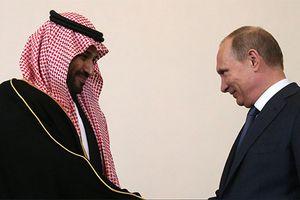 Nga rót tiền tỷ vào Ả Rập bất chấp khủng hoảng Khashoggi