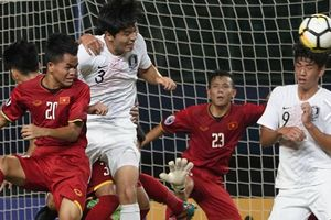 Thất bại trước Hàn Quốc, Việt Nam trắng tay tại giải U19 châu Á