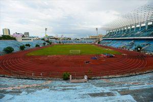 Sân vận động Chi Lăng hoang tàn sau gần 8 năm bán cho doanh nghiệp
