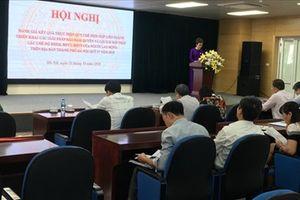 1.694 tỉ đồng là số tiền doanh nghiệp nợ BHXH trên địa bàn Hà Nội