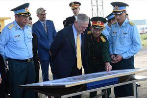 Việt Nam bình luận về chuyến thăm sân bay Biên Hòa của Bộ trưởng Quốc phòng Mỹ