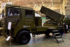 Ukraine ra mắt phiên bản BM-21 Grad mạnh nhất trong lịch sử