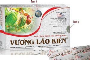 Rủi ro khi mua thực phẩm Vương Lão Kiện