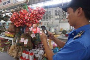 Đà Nẵng dán tem truy xuất nguồn gốc thực phẩm