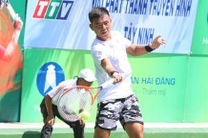 Lý Hoàng Nam lọt vào tứ kết Việt Nam F4 Futures