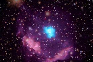 Cận cảnh cái chết của một ngôi sao