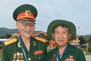 Chuyện chiến đấu của cựu chiến binh Nguyễn Văn Hợi
