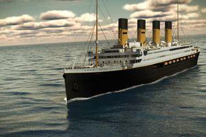 Tàu Titanic II có thể giương buồm vào năm 2022