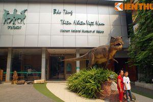 Khám phá bảo tàng thiên nhiên hấp dẫn nhất Việt Nam .