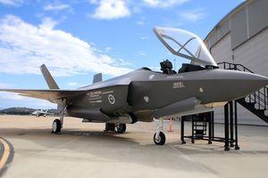 Không quân Australia nhận siêu tiêm kích tàng hình thứ 10