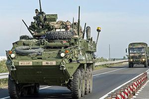 Điềm gở cho cho cuộc tập trận lớn nhất của NATO