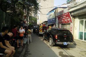 Danh tính người đàn ông xả khí gas định đốt nhà ở Hà Nội