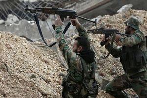 Quân đội Syria 'hủy diệt' khủng bố HTS tại Tây Aleppo