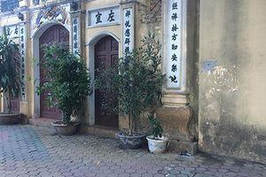 Người đàn ông gục chết trước cổng chùa Thiền Quang
