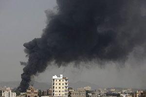 Liên minh Mỹ - A rập xê út tấn công Yemen, 29 người thương vong