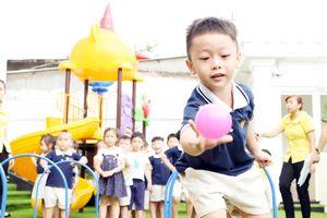 Giúp trẻ hình thành và phát triển các kỹ năng