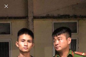 'Siêu trộm' vừa tái xuất đã bị công an phường Sông Trí tóm gọn