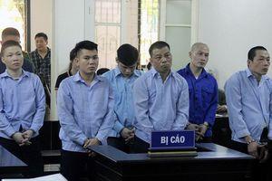 Bắn chết nhân viên lễ tân, 'đại ca Hà thành' Long 'ma' lãnh án tử
