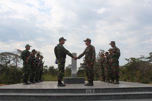 Quan hệ quốc phòng Việt Nam - Campuchia có nhiều tiềm năng để phát triển mạnh mẽ