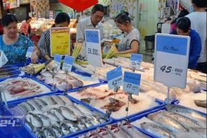 Tăng mạnh thủy sản thị trường nội địa