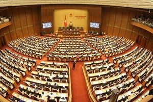 Quốc hội thảo luận dự án Luật Phòng chống tham nhũng