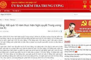 Đà Nẵng: Thi hành kỷ luật 11 tổ chức đảng và 1.222 đảng viên vi phạm