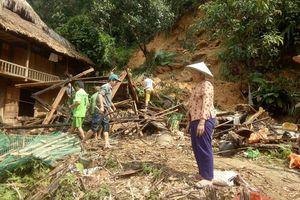 Lũ quét ở Hà Giang gây thiệt hại khoảng 50 tỉ đồng