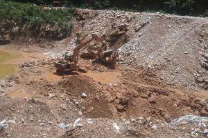 Thanh tra Thái Nguyên xác minh tố cáo vụ xâm hại rừng đặc dụng Thần Sa