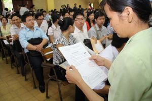 Có trường hợp tuyển ứng viên trình độ chưa phù hợp làm giáo viên