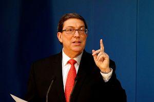 Cuba chỉ trích Mỹ theo đuổi đường lối đối đầu