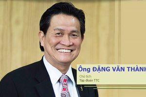 Đại gia Đặng Văn Thành bất ngờ tái xuất sàn chứng khoán