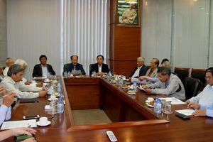 Hội Dầu khí Việt Nam họp Ban Thường vụ lần II, nhiệm kỳ 2018-2020