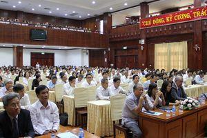 TANDTC tổ chức Hội nghị tập huấn hòa giải, đối thoại tại TAND khu vực phía Nam