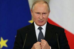 Putin cảnh báo châu Âu