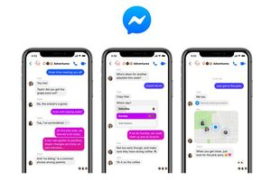 Facebook ra mắt phiên bản mới của ứng dụng Facebook Mesenger