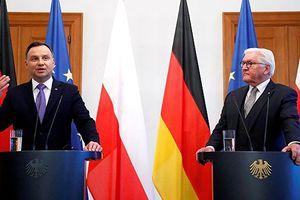 Lý do Tổng thống Ba Lan kêu gọi Đức từ bỏ Dòng chảy phương Bắc 2?