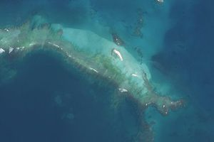 Một hòn đảo bị xóa sổ sau siêu bão Walaka