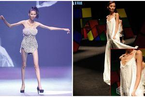 Cuộc sống của 2 nàng mẫu Việt gầy trơ xương giờ ra sao?