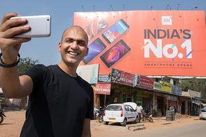 Xiaomi đứng đầu thị trường Ấn Độ trong quý 3 năm 2018