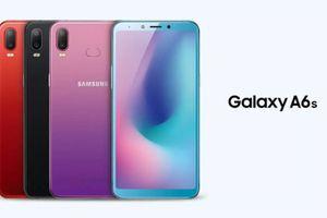 Galaxy A6s là smartphone đầu tiên Samsung không tự sản xuất