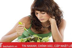 5 rối loạn ăn uống ít được biết đến