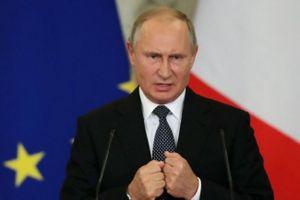 Ông Putin cảnh báo các nước châu Âu cho Mỹ đặt tên lửa