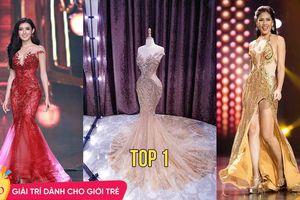 Trang phục dạ hội Miss Grand 2018 của Bùi Phương Nga là thiết kế đẹp nhất trong lịch sử váy dự thi