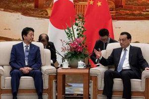 Thủ tướng Trung Quốc Lý Khắc Cường gặp Thủ tướng Nhật Bản Shinzo Abe
